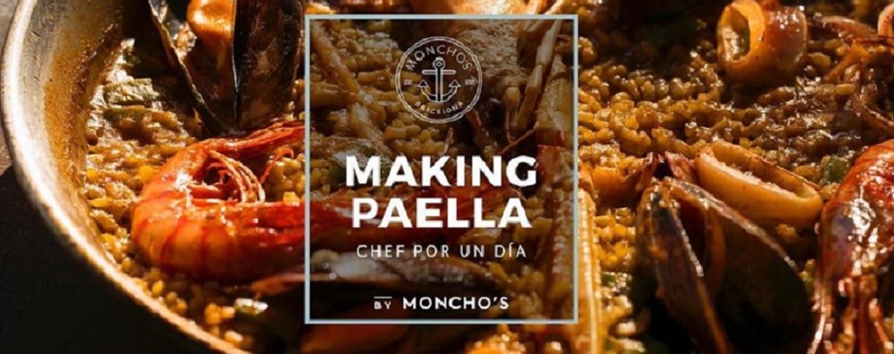 MakingPaella