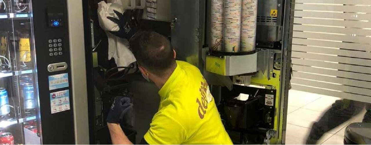 Delikia-mantenimiento