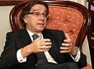 José Luis Méndez - director general de Caixa Galicia